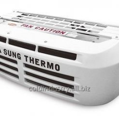 """Рефрижыраторы """"OOO Cold Industry"""" (Hwasung Thermo)"""